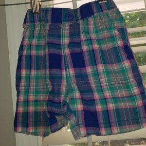 New shorts look like polos